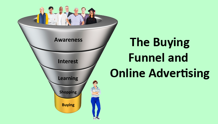 The Buying Funnel and Online Advertising